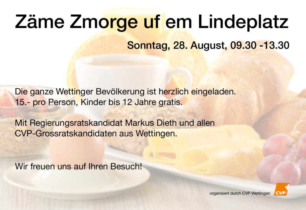 Brunch Lindenplatz