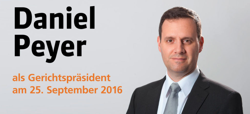 Daniel Peyer