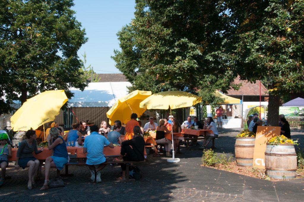 Lindenplatz - mitten in Wettingen