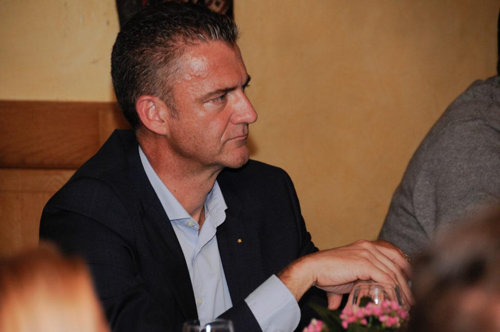 Roland Michel, Kandidat für das Amt des Gemeinderates.