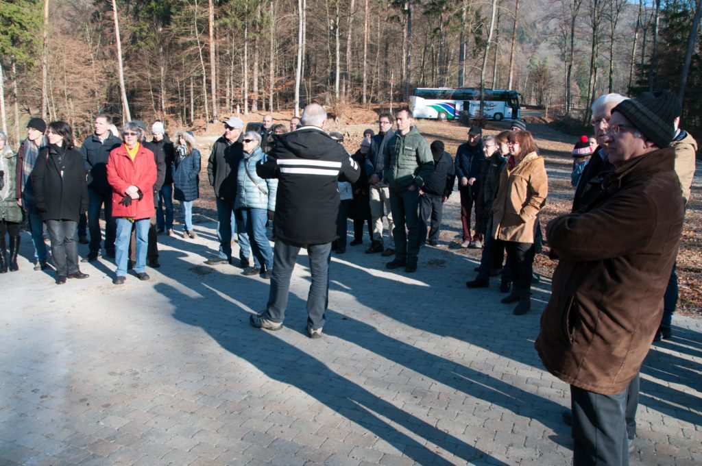 Informationen zum Neubau Reservoir Birch.